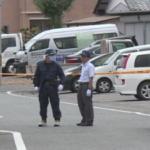 群馬県大泉町で逃走した犯人、現在は太田市矢場新町の建物に立てこもる