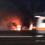 中央線・大久保駅付近で火事。運転再開はいつ?【現在の様子】
