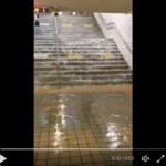 近鉄・橿原神宮前駅が浸水・水没【現在の現地の様子】(画像・動画)
