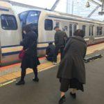 横須賀線で人身事故(武蔵小杉駅)。現場の様子や声「これ完全にあかんやつ」