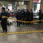 天王寺駅で事件?警察が大量に!「拉致ってマジ?」「何があったの?」