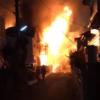 草加市で火事。原因や出火元は?(ふれあい公園の近く)「やばすぎる」埼玉県