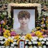 ジョンヒョンの葬儀(弔問)の様子【動画】東方神起・防弾少年団・EXO・ユナ・ユリ・バンタンなど