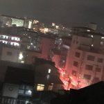 淀川区で火事(新高付近)。原因や出火元は?「家の中まで焦げ臭い」「消防車の音すごい」