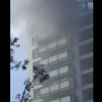 要池団地で火事。原因や出火元は?「上の階なので煙が凄い」「酷すぎる」大阪府泉大津市
