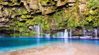 西郷どんのオープニングの場所や滝の名前は?「映像きれいでカッコイイし既に名作」
