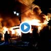 北本市で火事。原因は放火?「かなりえぐい」「画像と動画見たけどやばすぎ」-埼玉県