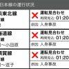 京浜東北線で人身事故(新子安〜鶴見駅間)。「なんでこんな時間に」「これはひどすぎる」