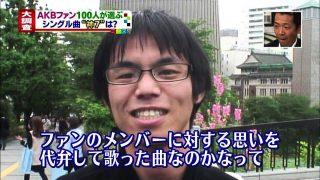和田竜人のFacebook発見か。AKBマニアの北沢尚?奇妙な一致点が多すぎる