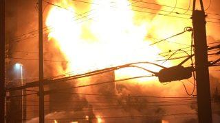 札幌市東区北で火事。原因は?「東警察署の近く」「161大丈夫?」「火柱が目の前まで」-北海道