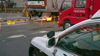 東武東上線で人身事故(上福岡~新河岸間)「模試の日なのに」「朝っぱらからやめろ!」