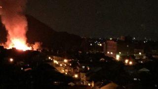 犬山城下町で火事。原因や出火元は?「火柱が半端ない」「めっちゃ燃えてる」-愛知県